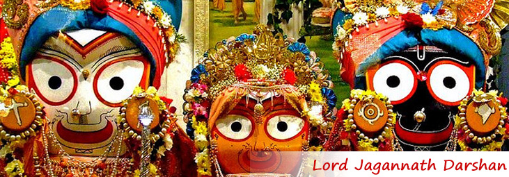 Lord Jagannath Darshan